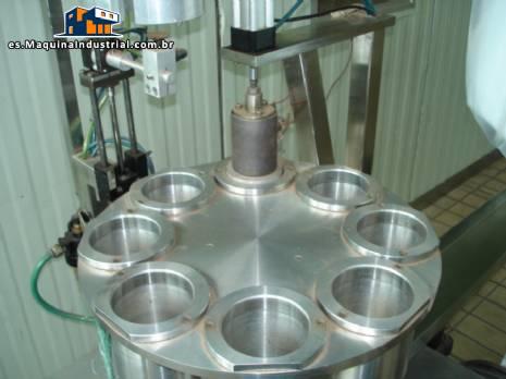 Sellador de sello de aluminio