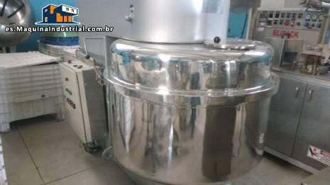 Mezclador mezclador industrial inox 500 L Treu