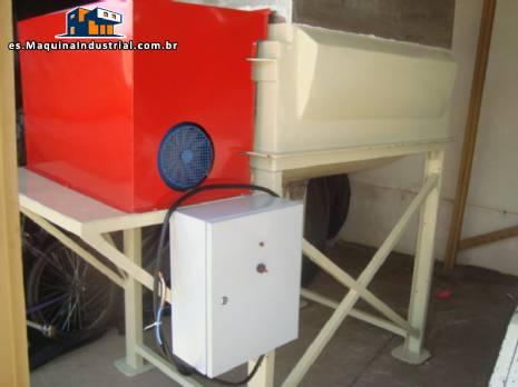 Ribom mezclador mezclador 700 kgs