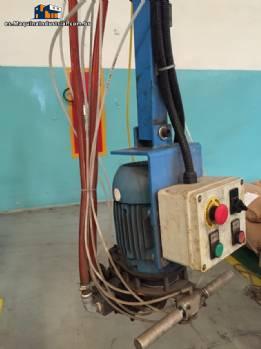 Inyección de poliuretano de baja presión