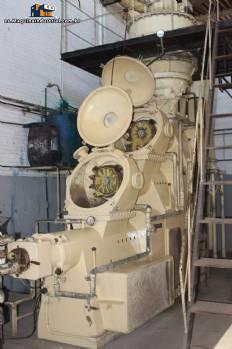 Línea para la fabricación de jabón de glicerina
