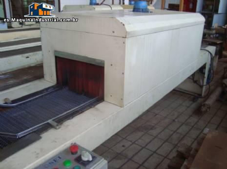Túnel con cámara de 80 x 80 x 50 cm y 120 cm mat