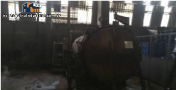 Autoclave industrial industria mecânica Comodoro