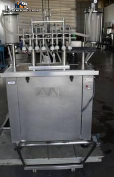 Máquina de envasado de líquidos Wada