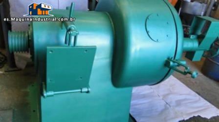 Centrífuga de acero inoxidable con acero al carbono