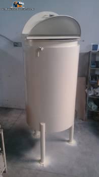 Tanque mezclador industrial