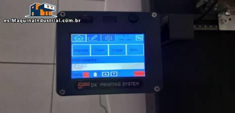 Impresora industrial de citas FamJet Tesla