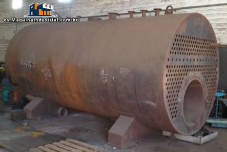 Caldera de vapor para 12,000 kg / h SFW