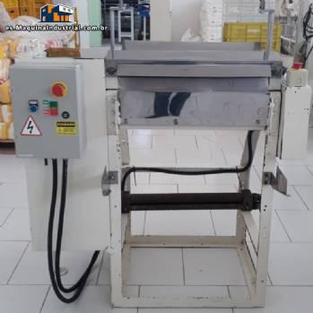 Máquina de corte de masa eléctrica