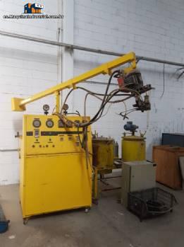 Inyector de poliuretano de baja presión Fibermaq