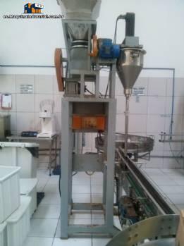 Máquina dosificadora automática de productos en polvo Embrapac