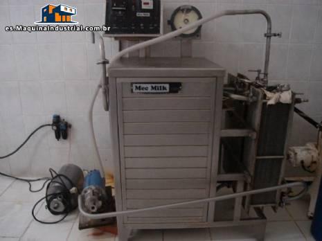 Pasteurizador para leche Mec Milk