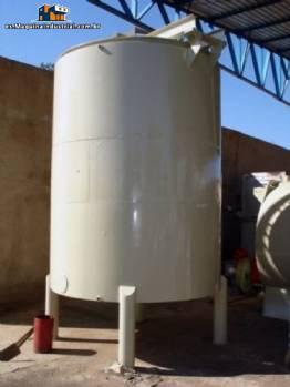Tanque de armazenamento para la gordura