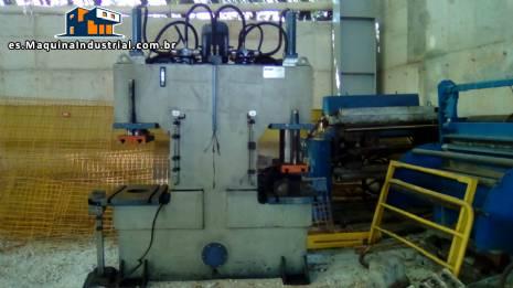 Prensa hidráulica 60 ton  Unistamp