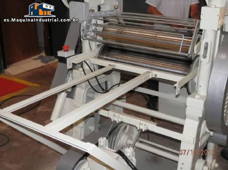 Refinadora de masa industrial cilindro